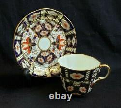 AYNSLEY IMARI 5500 Tea Set, Cobalt/Orange/Gold, Vintage/Antique