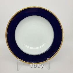 Rosenthal Regency Cobalt/Gold Classic Rose Soup bowls (12) similar Claudine