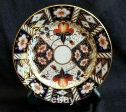 Aynsley Imari 5500 Ensemble De Thé, Cobalt/orange/or, Vintage/antique