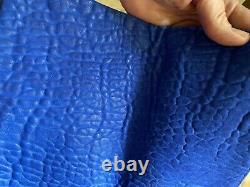 Clare V, Clare Vivier Pold-over Clutch Bag, Cobalt, 180 $ Euc